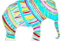 elephants  / by Leah McMahon