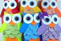 Owl Mania / by Kristen Black