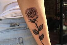 ROSE TATOO