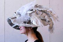 Sombreros desechables