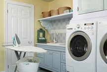 Laundry Room Inspiration / ...because we're fixing up the basement...