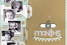 Crafts- scrapbook / by Katie Ebner