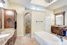 Bathrooms / Bath Areas For Peace and Tranquility