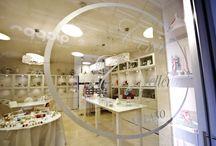 Vieni a trovarci in negozio! / Punto vendita di Napoli  - interior designer. FR edizioni - fotografo. Daniele Lancia - Baugrafik - fotografo. Morlotti Studio