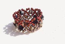 Swarovski jewelry / Beautiful handmade jewelry
