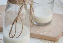 Mleka i śmietanki roslinne