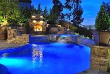 pools/dream pools / by Jenna Allison