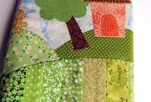 patchwork, quilt, ...