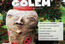 GOLEM 03/2015 / www.tvorivyamos.cz
