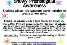 Phonological/Phonemic Awareness