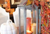 Fall Spice Home Decor / by Sabrina Miller