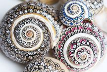 Zentangles & Coloring Pages