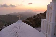 El Sol se despide en Silencio / Las mejores puestas de sol siempre son en silencio en Grecia. Grecoterapia.