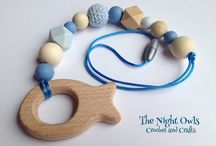 Nursing/Teething Necklaces