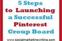 Using Pinterest in DSM