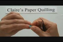 Quilling tutorial