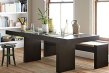 For the Dining Room / Furniture and Decor Ideas for Dining Room / by kjoyist .