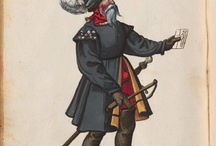 16th c. Landsknecht