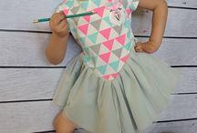sukienka dziewczynka