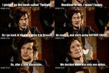 Doctor Who? / by Morgan Owen