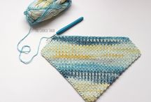 Crochet - patterns for variegated yarns