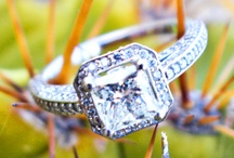 Princess Cut Engagement Rings we Love! / by I Do Now I Don't