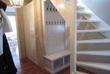 ruimte onder de trap
