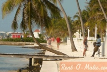 I can't Belize it! / Beautiful Belize and places to stay there! / by Rent-O-Matic!