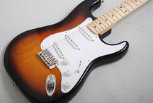 Di Salvatore Fender Guitar Point / Fender Premium Center