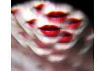 Empreinte de lèvres