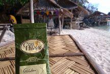Herbata ciekawa świata na Filipinach / Nasza podróżująca herbata odwiedza Filipiny!  Państwo wyspiarskie w południowo-wschodniej Azji, z malowniczymi lasami tropikalnymi i pięknymi plażami.