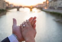 Wedding proposal photos: Duccio Argentini / A new trend: a romantic wedding proposal in Tuscany!