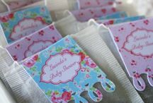 Tea Party supplies and inspiration