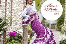 vestidos flamencas