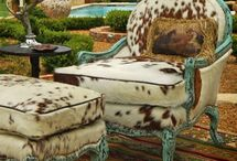 My Furniture- Comfy chairs / by Ivy Carruth