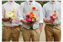 Le coin du marié - The groom's corner / Des idées pour Monsieur *-*