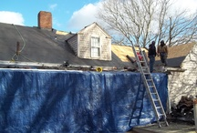 Roof repairing or construction by Massachusetts experts
