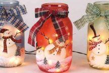 Поделки На Рождество Своими Руками