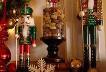 decorar con cascanueces