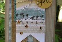 Stampin' Up Wetlands