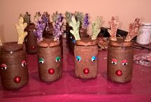 Christmas crafts / Crafts for preschool