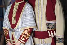 Coppie in costume / Couples with ethnic dress