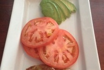 healthy food i love / by Barry Eichner