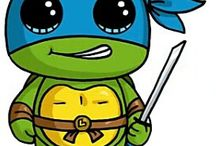 Tartarugas ninja
