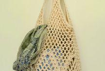 Shopping bag, boodschappennet