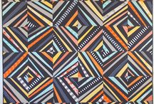 String & Strip Quilts / by Debbie Wallace