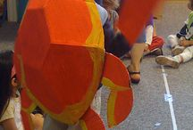 Turtle Suits & Seuss Costumes / Costumes for dancing