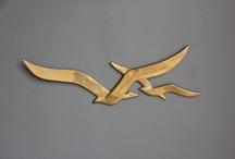 Альбатросы, чайки  - Albatross, seagulls