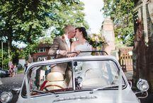 Wedding Photography at Belbroughton Church Hall