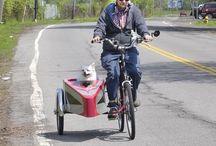vélos/side-car
